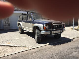 Nissan Patrol Gr 1993