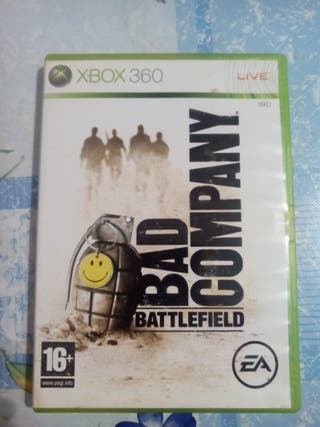 Battlefield bad company. Xbox 360. buen estado.