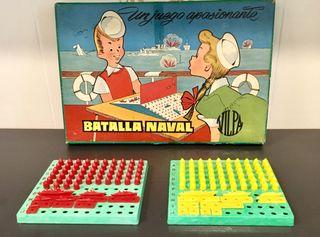Juego vintage Batalla Naval Vilpa