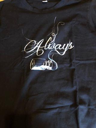Camiseta Pampling Always Harry Potter talla S