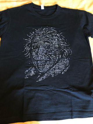 Camiseta Pampling Einstein talla S