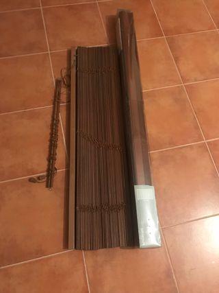 Estores venecianos madera