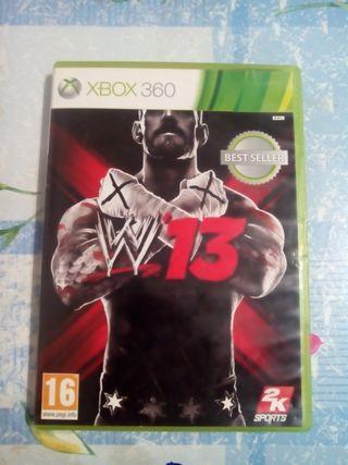 w13 best seller. Xbox 360. buen estado. económico.