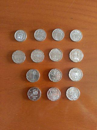 monedas de coleccion pesetas