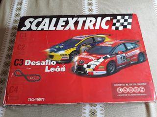 Scalextric C3 Desafío León