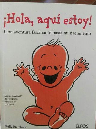 Libro: ¡Hola, aquí estoy!.