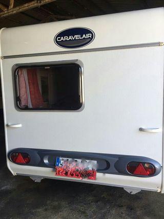 caravana caravelair antares luxe 390