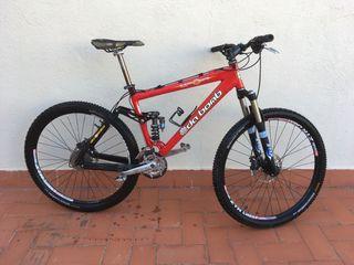 Bicicleta doble Da Bomb Cherry Bomb