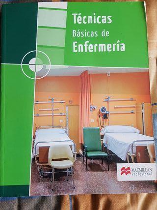 Libro tecnicas básicas de enfermeria