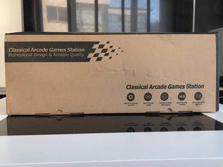 Caja de pandora classical arcade games