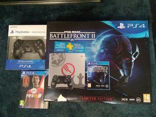 nueva PlayStation 4 (PS4) 1 TB Pack Battlefront