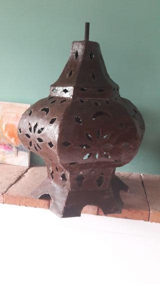 Pie para lámpara de mesa