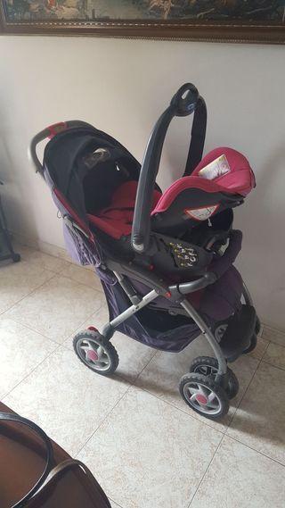 Carro de bebé Play jazz maxicosi