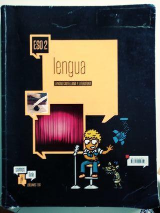 LIBRO LENGUA-LITERATURA EDELVIVES 2 ESO