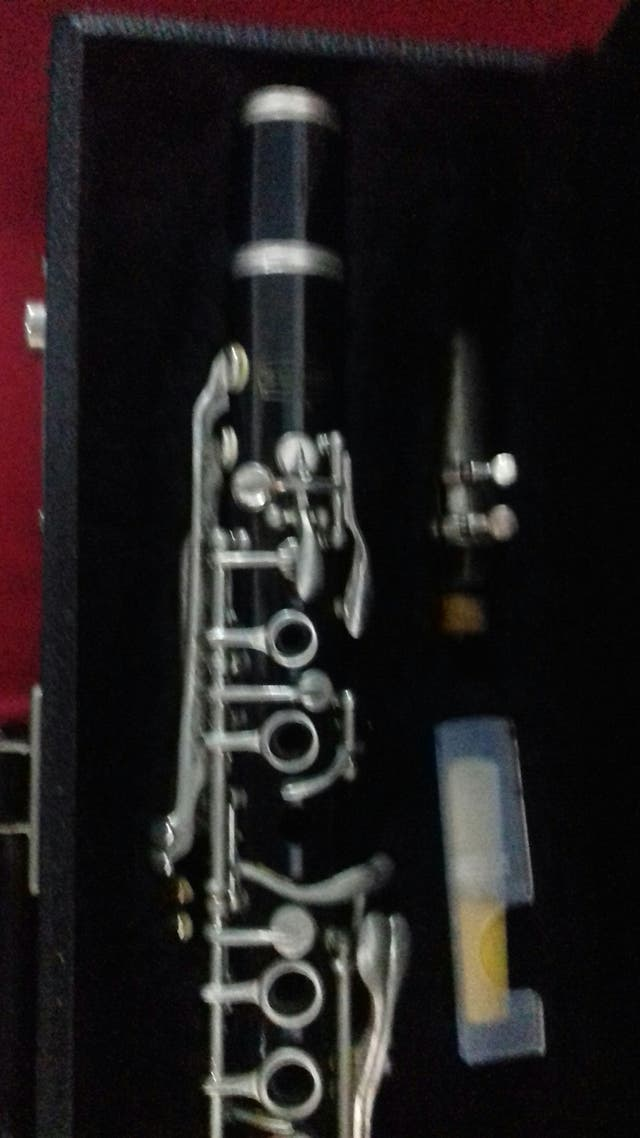 clarinete requinto selmer bundy de resina