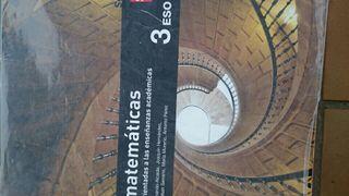 Matematicas 3 ESO SM