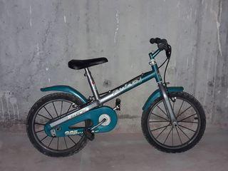Bicicleta Infantil con pedales