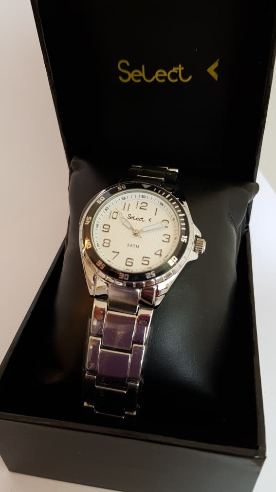 4ec555cac302 Reloj Select comunión unisex ref. TE-11-02