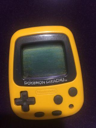 Exclusivo tamagotchi pikachu