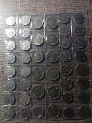 billetes/monedas/coleccion