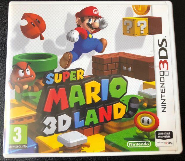 Juego Nintendo 3ds Super Mario 3d Land De Segunda Mano Por 22 En A