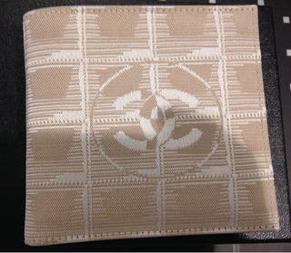 Chanel cartera billetera auténtica nueva