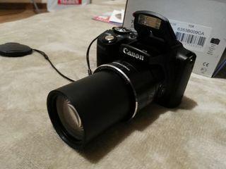 Cámara Canon SX500IS