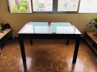 Mesa de salón - comedor extensible