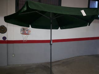 Parasol jardin inclinable 300 cm.