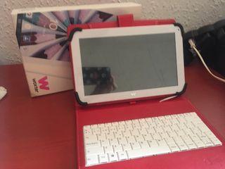 tablet Woxter I-101 con teclado