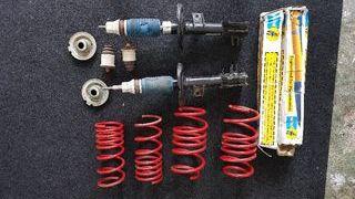 suspension completa serie abarth 500