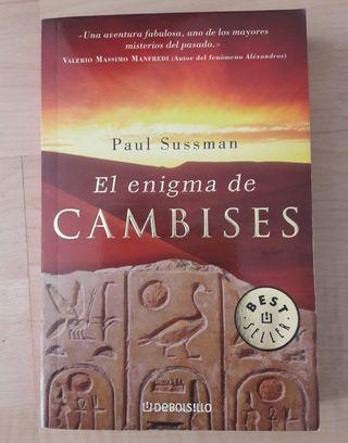 EL ENIGMA DE CAMBISES - Paul Sussman