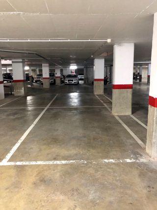 Plaza parking en alquiler o venta
