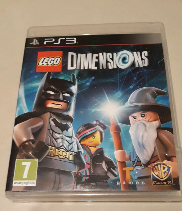 Juego Lego Dimensiones Para Ps3 De Segunda Mano Por 20 En Puerto