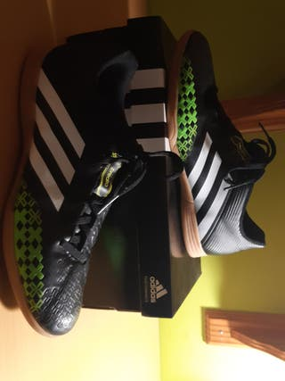 Botas de Fútbol sala.