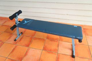 Banco de Abdominales/Fitness Doymos PA 350