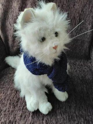 Bufanda de lana para perros frioleros de segunda mano por 6 € en ... 2be617b966e
