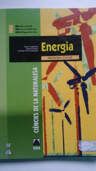 Energia llibre ESO Ciències de la naturalesa TEIDE
