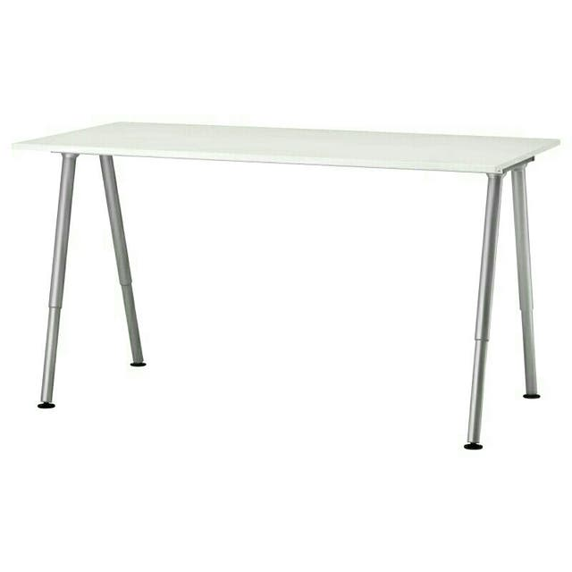 Mesa oficina IKEA Galant 160x80 de segunda mano por 58 € en ...
