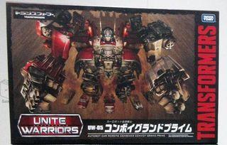 Transformers Combiner Wars.