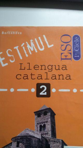 Llengua catalana 2n ESO BARCANOVA