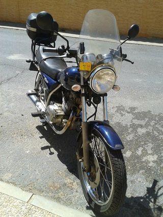 Moto Classic 250 cc