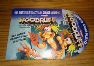 Woodruff and the Schnibble of Azimuth (ESPAÑOL)