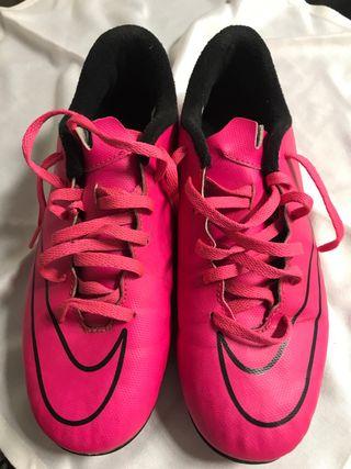 Botas de fútbol Nike Mercurial de segunda mano en Burgos en