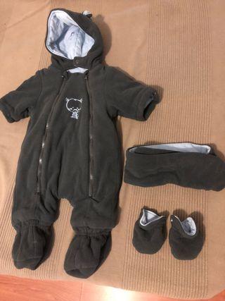 ec4e50877 Segunda Buzo 14 Bebé Mono Abrigo ¡¡rebajado Mano Por De ZwXZrq