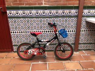 Bici niño 4-6 años