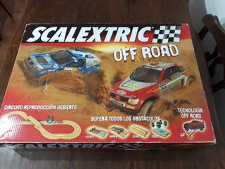 Scalextric Off Road sin coches