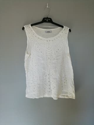camiseta pull & bear m