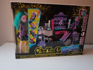 Laboratorio Monster High..NUEVO!!
