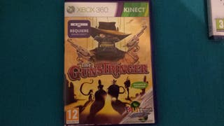 Gunstringer Juego Xbox Kinect
